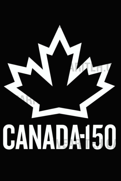 Canada 150 Womens Race Back Tshirt