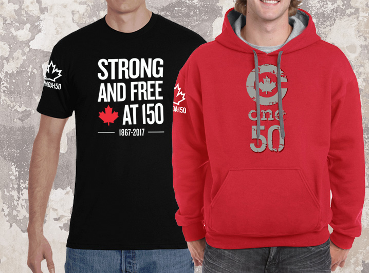 Canada 150 merchandise for men